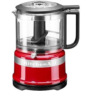 KitchenAid 5KFC35616 EER Picadora, 240 W, Rojo: Amazon.es: Hogar