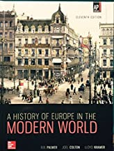 Palmer, A History of Europe in the Modern World, © 2014 11e, Student Edition (A/P EUROPEAN HISTORY)