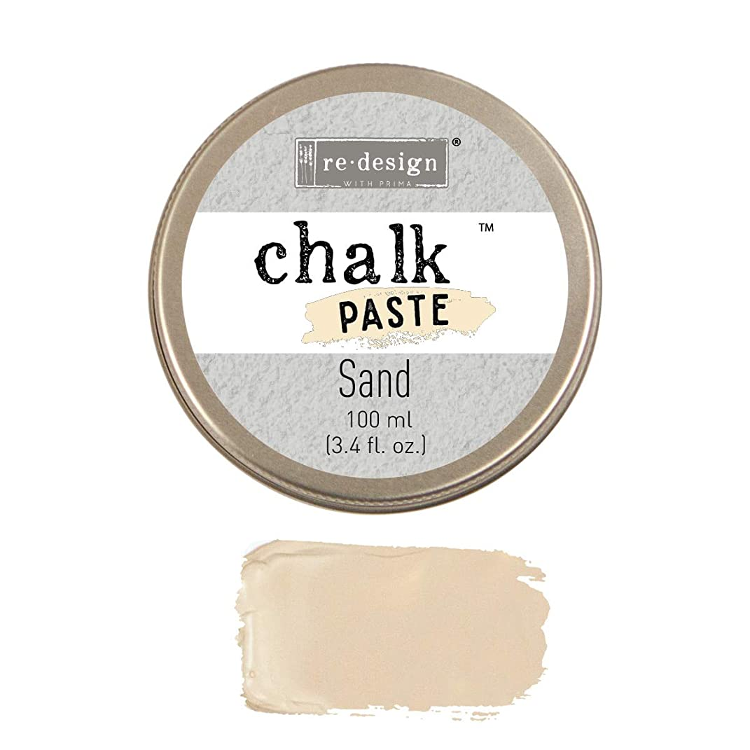 Prima Marketing Inc. 635282 Redesign Chalk Paste, Sand