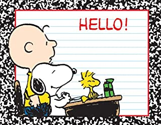 Eureka Classroom Name Tags - Peanuts