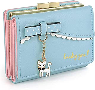 MOCA Leather Women's & Girl's Wallet (G45646)