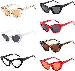99a88dad5a4e Amazon.com  Cat Eye - Sunglasses   Eyewear   Accessories  Clothing ...