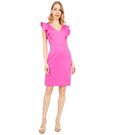 Lilly Pulitzer Sicily Shift Dress (Mandevilla Pink) Women
