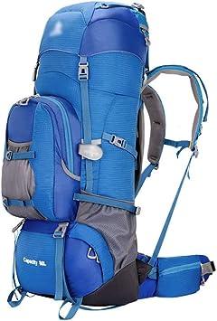 Mochila de trekking, de gran capacidad de 80 litros deportes ...