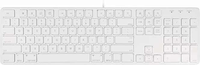 teclado compatible mac