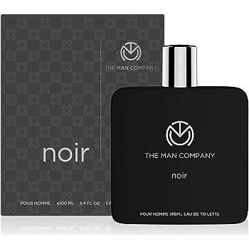 The Man Company Premium Eau De Toilette (Perfume) for Men - Noir (100 ML)