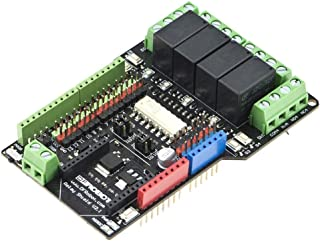 DFRobot 4 Channel Relay Shield for Arduino