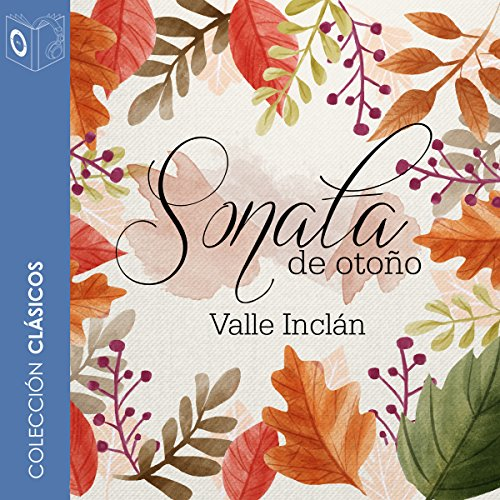 Sonata de otoño [Autumn Sonata] audiobook cover art