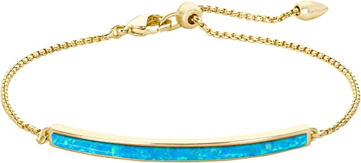 Gold/Turquoise Opal