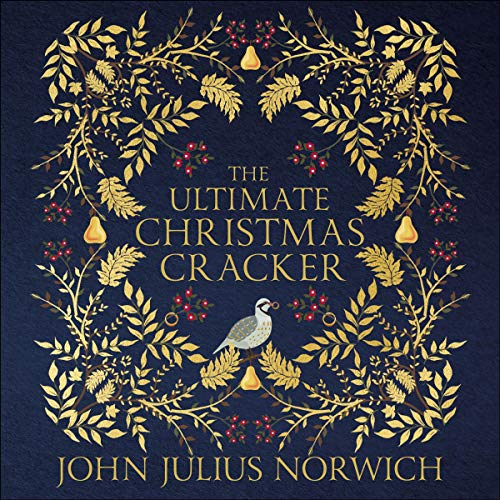 The Ultimate Christmas Cracker audiobook cover art