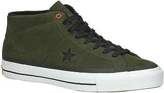 1ec88ebf Converse - Zapatillas de Skateboarding para Hombre Herbal/Black/White
