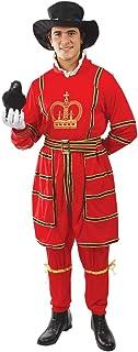 ORION COSTUMES Disfraz de Guardia del Palacio Real Britá