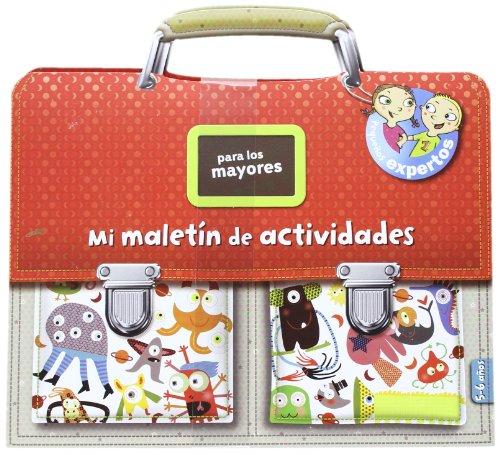 Maletín de actividades para los mayores: Pequeños expertos (Libros juego)