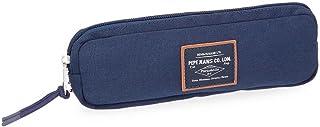 Pepe Jeans Cross Beauty Case, 27 cm, 0.57 liters, Blue (Azul)