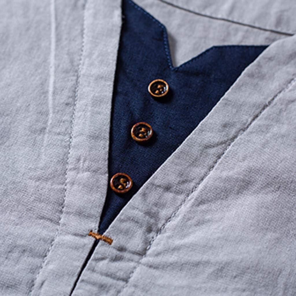 Sports & Outdoors Tailgater Mats F_Gotal Mens Summer Cotton Linen ...