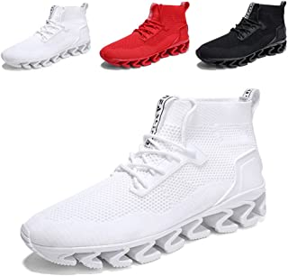 Noblespirit Men's Outdoor Sneakers Trail Running Hiking Jogging Shoes