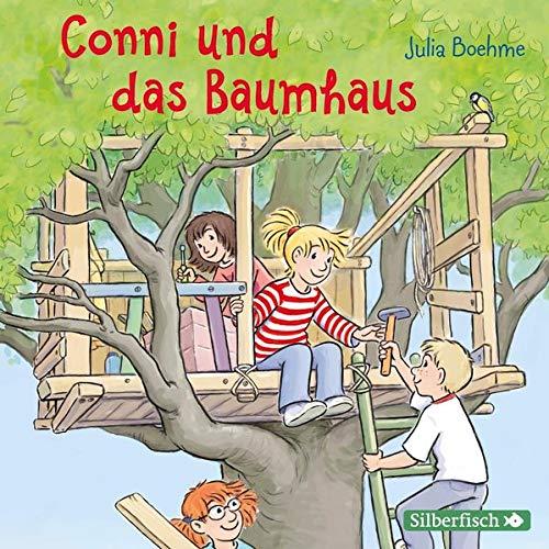 Conni und das Baumhaus (Meine Freundin Conni - ab 6): 1 CD