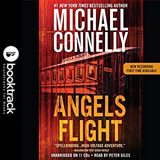 Couverture de Angels Flight: A Harry Bosch Novel, Book 6