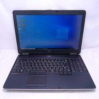 【Win10搭載 中古ノート】【新品SSD】DELL LATITUDE E6540 ■ 第4世代 Core i7/8GB/新SSD 240GB/最新OS Windows10 64bit/フルHD【Office最新版付属】