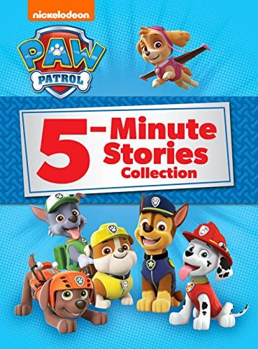 PAW Patrol 5 Minute Stories Collection PAW Patrol product image