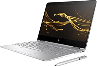 HP Spectre X360 13-ac023dx (Natural Silver) - Intel Core i7-7500U 2.70GHz - 16GB RAM - 512GB SSD - Intel HD Graphics 620 - Win 10 Home 64-bit - 13.3