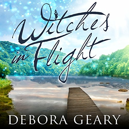 Witches in Flight audiobook cover art