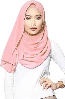 Best pink chiffon hijab Reviews