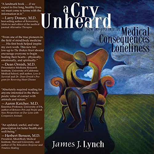 A Cry Unheard audiobook cover art