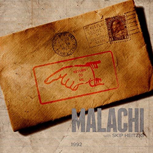 39 Malachi - 1992 audiobook cover art