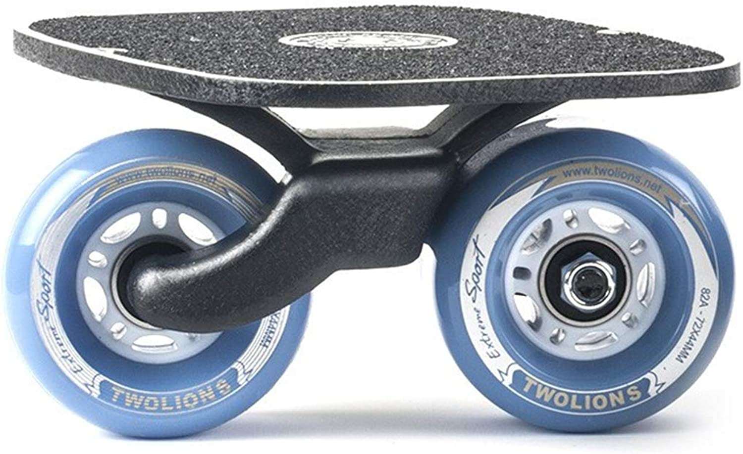 Fish Pattern Series, Drift Skating lace Alloy Bracket with 72 mm PU Wheel, Roller Skating with ABEC-7 Bearing