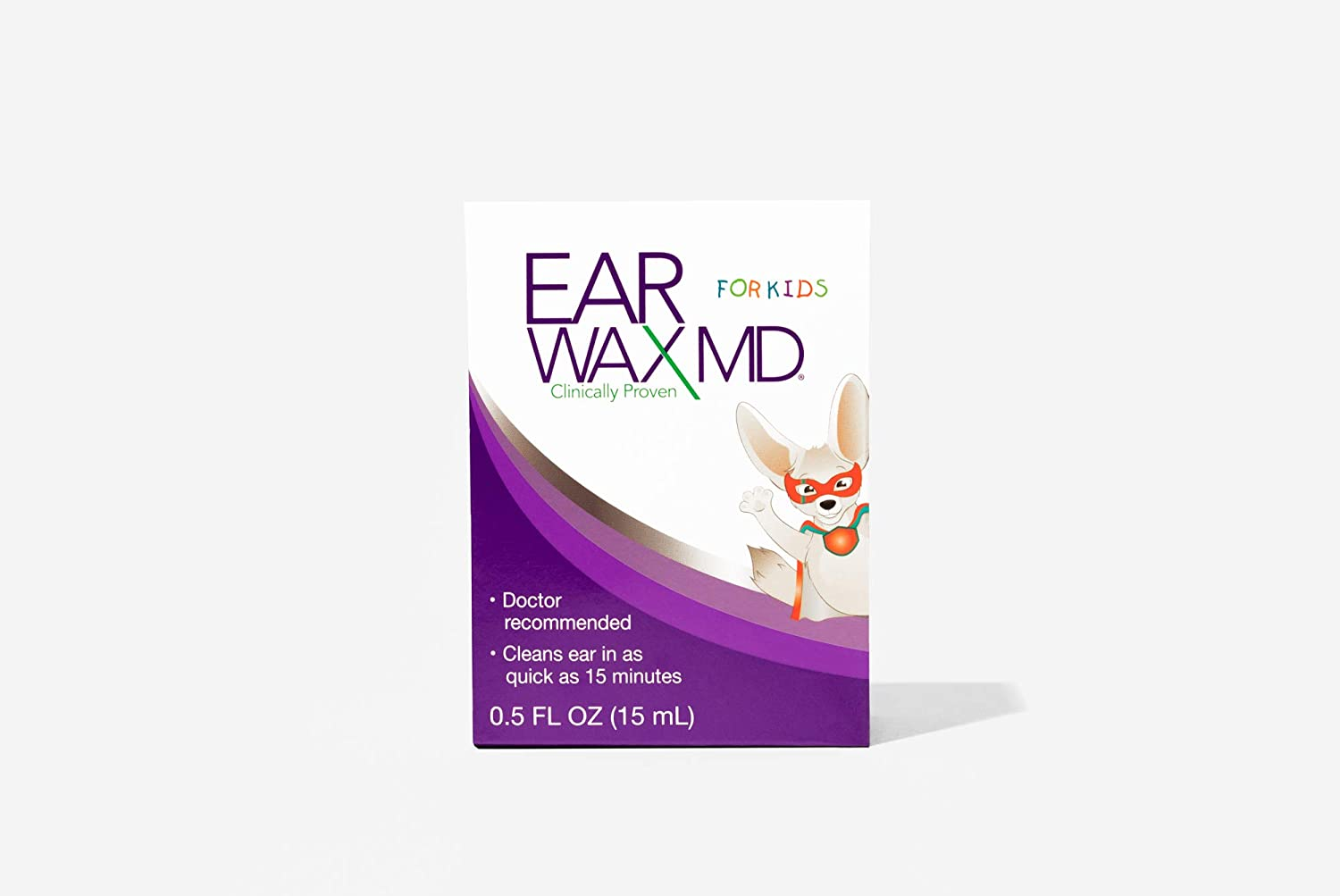 EARWAX MD for Kids Ear Wax Cleaning Animer and price revision I Removal Kit Animer and price revision Tool