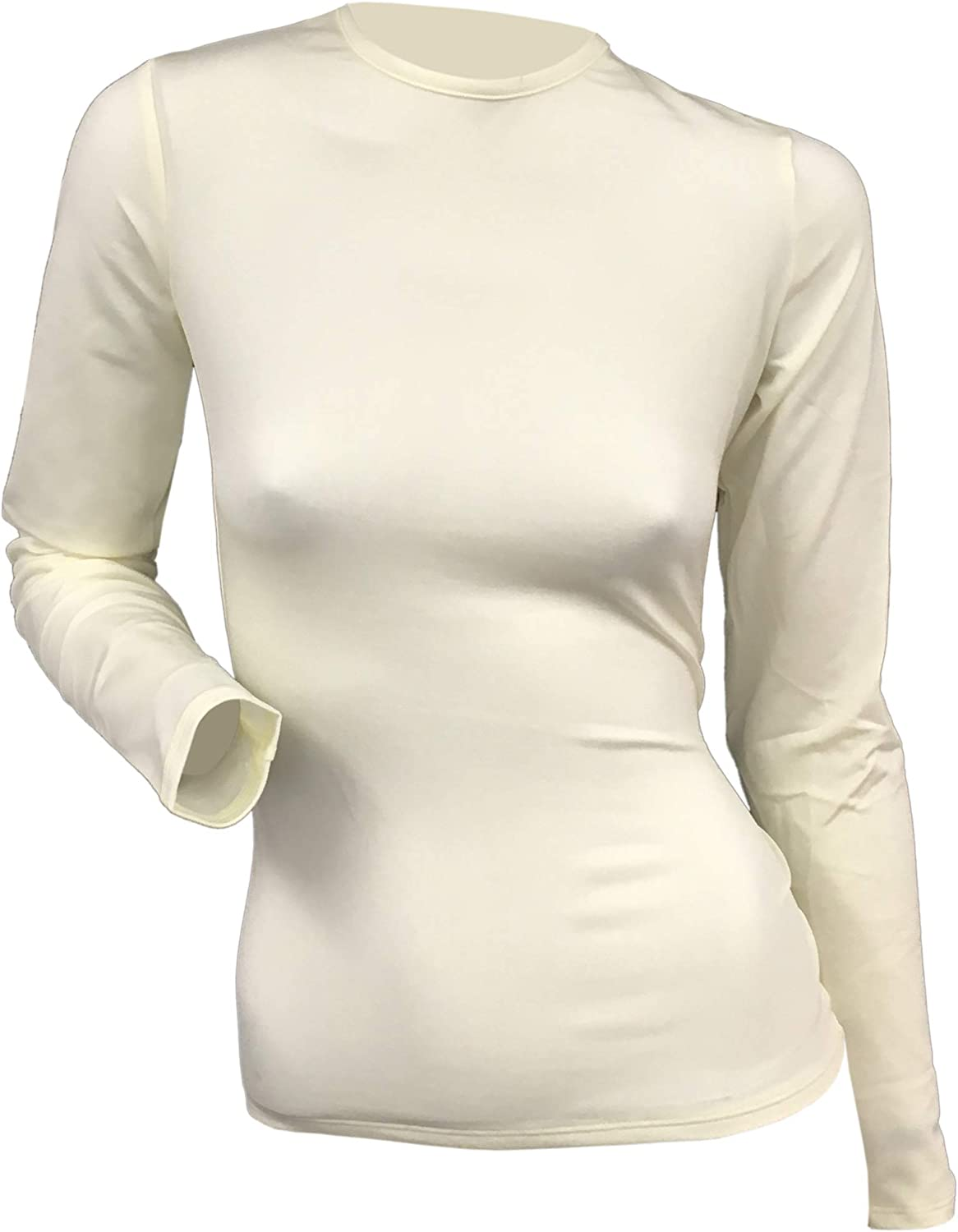 MAXIT Women's Athleisure Haute Body (#604) Basic Thermal Top