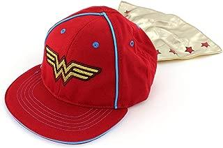 Wonder Woman Baby Toddler Caped Baseball Cap Hat