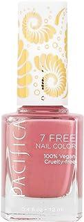 海外直送品 Pacifica 7 Free Nail Color Rose Gold - 0.4 fl oz パシフィカローズゴールドネイル