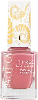Pacifica, Nail Polish Rose Gold 7 Free, 0.45 Ounce