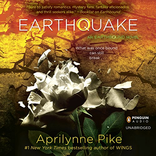 Earthquake audiobook cover art