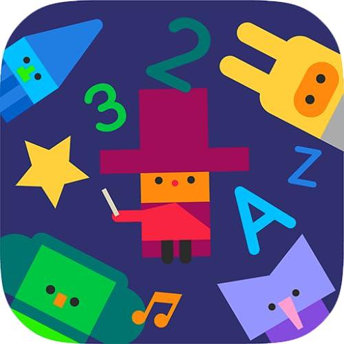 lernin: aprende jugando – divertidos juegos educativos para niños de 2 a 6 años