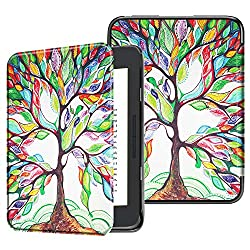 """top rated Brand new Nook Glowlight Plus 7.8 """"2019 release Fintie case for Ultralight Slim… 2021"""