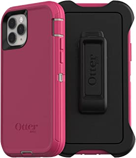 OtterBox DEFENDER SERIES SCREENLESS EDITION Case for iPhone 11 Pro - LOVE BUG (Raspberry Pink) (DOVE/RASPBERRY)