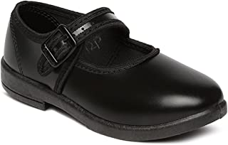 PARAGON Kid's Black School Shoes