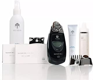 Nu Skin Nuskin Ageloc Galvanic Redesign Facial Spa System II Kit Face Black Brand New