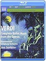 Verdi: Complete Ballet Music From the Operas (Blu-Ray Audio) (2012-03-15)