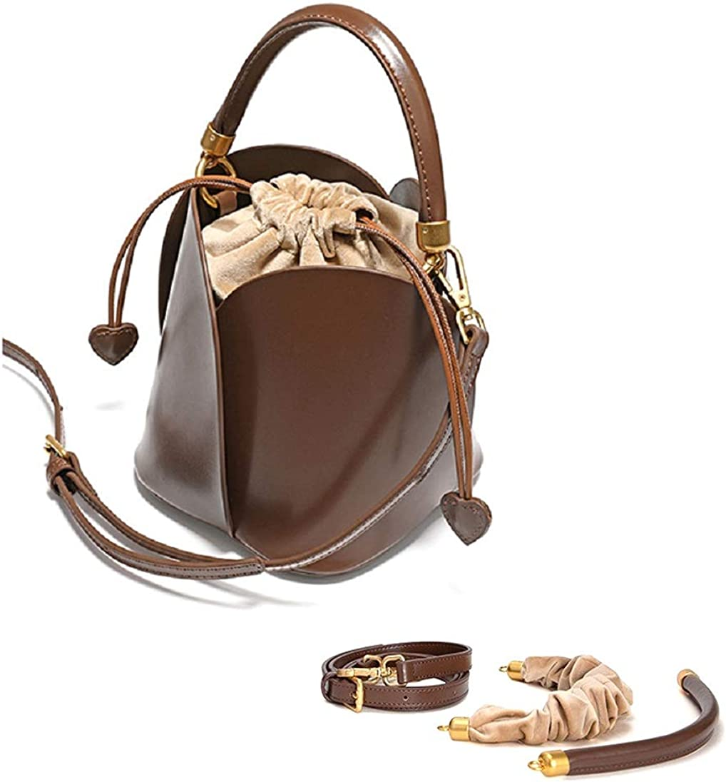 Genuine Leather Max 88% OFF Petal Latest item Small Crossbody for Bag Bags Shoulder Wome