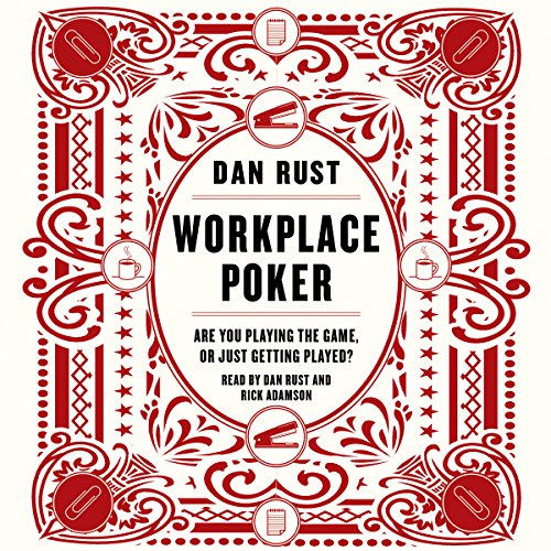 Workplace Poker audiobook cover art