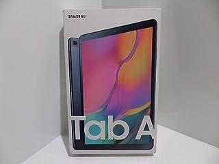 """Samsung Galaxy Tab A (2019، 4G/LTE) SM-T515 32GB 10. 1"""" جهاز واي فاي مغلق من المصنع + 4G/LTE Tablet - الإصدار العالمي (أسود)"""