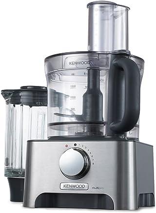 Kenwood FDM781 Multipro Classic Robot Aluminium Brossé 3 L, 1000 W