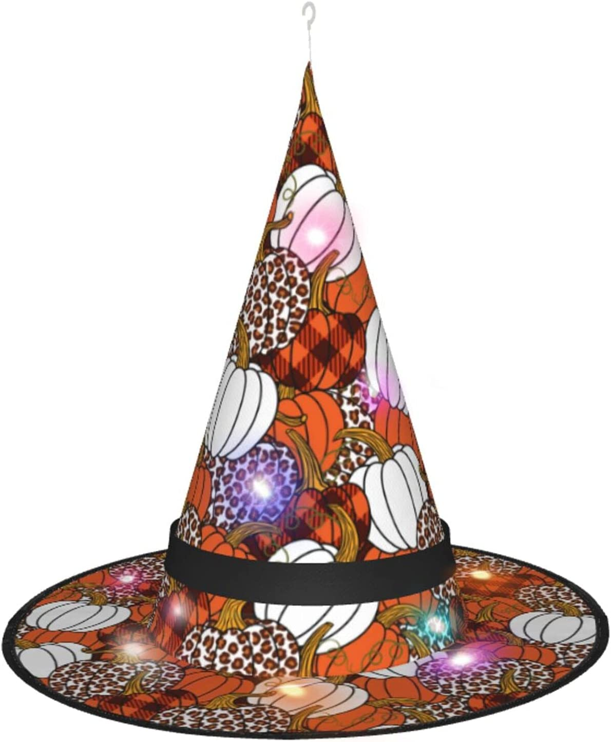 Halloween Witch Hat Leopard Japan's largest assortment Accessory Costume Pumpkin NEW