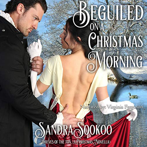 Beguiled on a Christmas Morning audiobook cover art