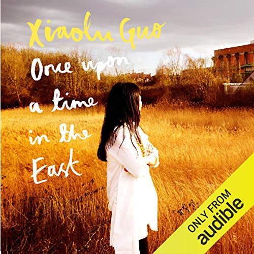 Once Upon a Time in the East audiobook cover art
