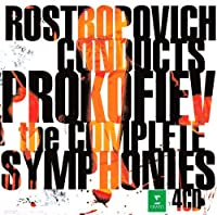 Rostropovich Conducts Prokofiev: The Complete Symphonies (2008-05-20)